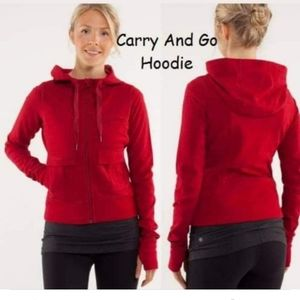 Carry and Go Hoodie